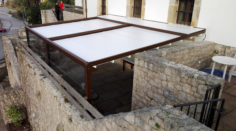 Especiales toldosbernadesign - Toldos impermeables para terrazas ...